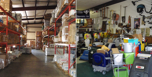 Carefree Janitorial Supply Products & Services
